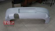 Задний бампер Ings +1 на Subaru Impreza WRX