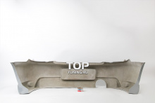 734 Задний бампер - Обвес Ings +1 на Subaru Impreza WRX GD