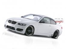 742 Передний бампер - Обвес LMA на BMW 3 E92