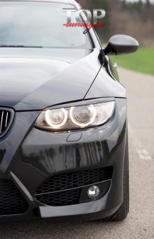 745 Обвес LMA на BMW 3 E92