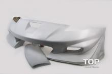 77 Передний бампер - Обвес Veil Side GT FF на Toyota Celica T23