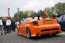 Передний бампер - Veil Side GT FF - Тюнинг Тойота Селика ST230