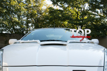 Спойлер на капот (пара) Vortex ТОП Тюнинг для Тойота Селика.