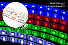 7786 Светодиодная самоклеющаяся лента LED 5 метров