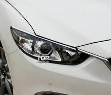 7791 Реснички Epic Line на Mazda 6 GJ