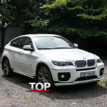 7803 Аэродинамический обвес Performance LCI на BMW X6 E71