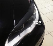 7806 Реснички LED GT на BMW X6 E71