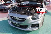 7819 Передний бампер AUTOEXE на Mazda 6 GJ