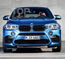 7825 Корпуса зеркал Рестайлинг (F86) на BMW X6 F16