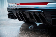 7839 Насадки на выхлопную систему Renegade на Land Rover Range Rover Sport 2