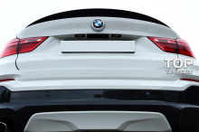 7850 Лип-спойлер M-TECHNIK на BMW X4 F26