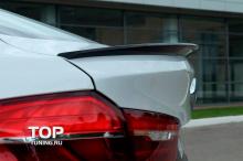 7851 Лип-спойлер M-Style на BMW X6 F16