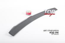 7855 Козырек на заднее стекло Evolution на Kia Rio 3