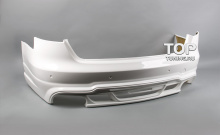 7862 Аэродинамический обвес Laser Crossfire на Audi A4 B8