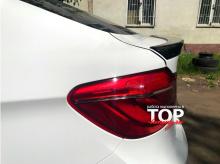 7864 Спойлер на крышку багажника Performance ABS на BMW X6 F16