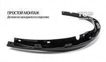 Комплект расширителей арок М - Тюнинг БМВ Х6 Ф16