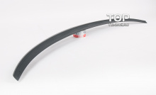 Спойлер на крышку багажника - Обвес HRT Тюнинг для БМВ Х6 Е71