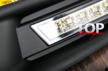 7895 Дневные ходовые огни Led Lights на Mitsubishi ASX