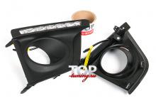 7900 Дневные ходовые огни LED Star на Toyota Corolla E160