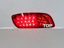 7902 Светодиодные стоп-сигналы LED Star на Hyundai Santa Fe 2 (CN)