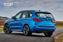 7919 Тюнинг - Обвес M-Power на BMW X5 F15