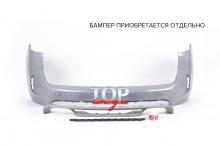 7922 Диффузор заднего бампера X5M на BMW X5 F15