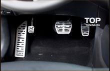 7929 Накладки на педали TECH Design на Nissan X-Trail T32