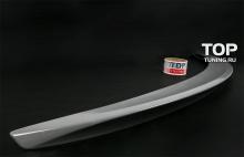 7932 Лип-спойлер AMG Style на Mercedes GLE W166