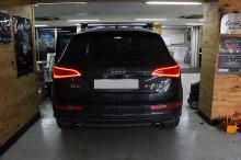 7939 Бегущийповоротник в задние фонари LEDIST DIY на Audi Q5