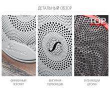 7954 Декоративные сетки динамиков в двери 4 шт. на Mercedes