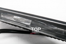 7955 Дневные ходовые огни YCL LED One Way BLACK