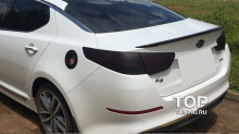 7960 Спойлер на крышку багажника GT на Kia Optima 3 (K5)