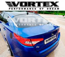7962 Спойлер на крышку багажника Vortex на Kia Optima 3 (K5)