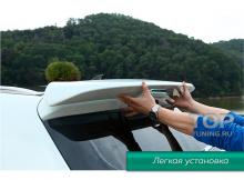 Спойлер GT на крышку багажника - Тюнинг Хендай Крета