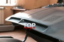 7965 Тюнинг - Капот Versus на Infiniti QX70 (FX35, 37, 50)