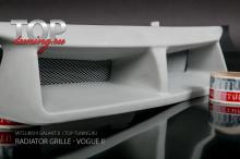 7987 Решетка радиатора VOGUE 2 на Mitsubishi Galant 8