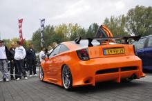 Пороги - Veil Side GT FF - Тюнинг Тойота Селика. Кузов ST230.