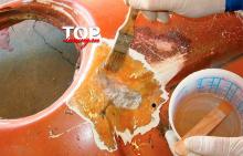 8007 Набор для ремонта деталей из стекловолокна