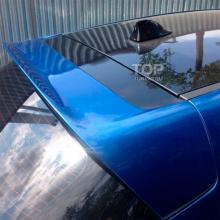 8010 Спойлер Ducktail на Opel Astra J GTC