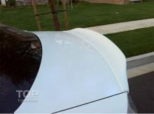 8024 Лип-спойлер Ducktail на Mitsubishi Lancer 10 (X)