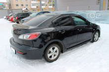 Пороги МПС - Тюнинг Mazda 3 БЛ (седан, хэтчбек)