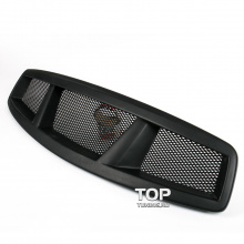 Решетка радиатора без эмблемы Спорт - Тюнинг Инфинити FX 2 (2008-2011)