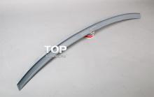 Спойлер (лезвие) на крышку багажника - Модель Rieger - Тюнинг Ауди А4 B8 (дорестайлинг)