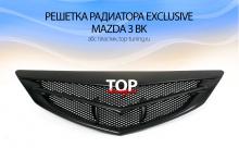8053 Решетка радиатора Exclusive на Mazda 3 BK