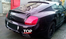 8060 Тюнинг - Спойлер WALD International на Bentley Continental GT 1
