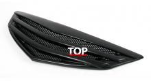 8061 Решетка радиатора Power GT на Mazda 3 BK