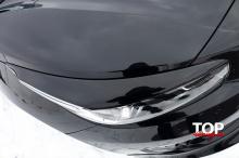 8063 Реснички GT на Kia Ceed 2