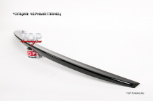 Лип-спойлер на крышку багажника - Тюнинг Мерседес ГЛС (С253 / X253)