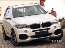 Готовая работа 2 - 8076 Спорт пакет M-Technic Sport ABS на BMW X5 F15