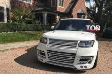 Аэродинамический обвес LMA CLR R - Тюнинг Range Rover Vogue (4 поколение)